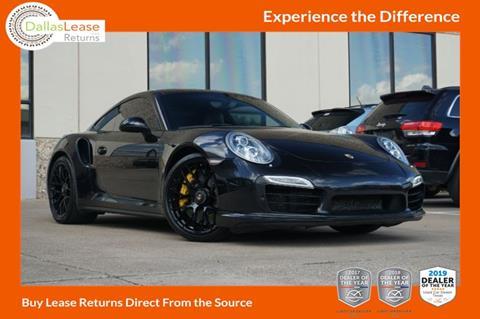 2014 Porsche 911 for sale in Dallas, TX