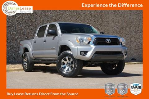 2015 Toyota Tacoma for sale in Dallas, TX