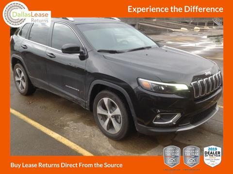 2019 Jeep Cherokee for sale in Dallas, TX