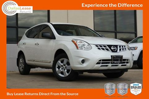 2012 Nissan Rogue for sale in Dallas, TX