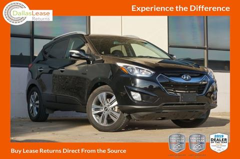 2015 Hyundai Tucson for sale in Dallas, TX