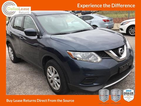 2016 Nissan Rogue for sale in Dallas, TX