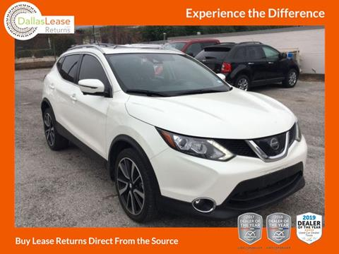 2017 Nissan Rogue Sport for sale in Dallas, TX