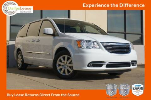 2015 Chrysler Town and Country for sale in Dallas, TX