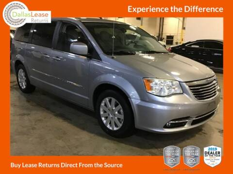 2014 Chrysler Town and Country for sale in Dallas, TX