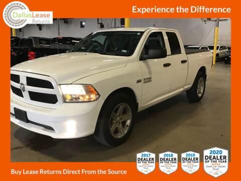 2017 RAM Ram Pickup 1500 Express for sale at Dallas Auto Finance in Dallas TX
