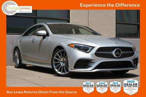 2019 Mercedes-Benz CLS for sale at Dallas Auto Finance in Dallas TX