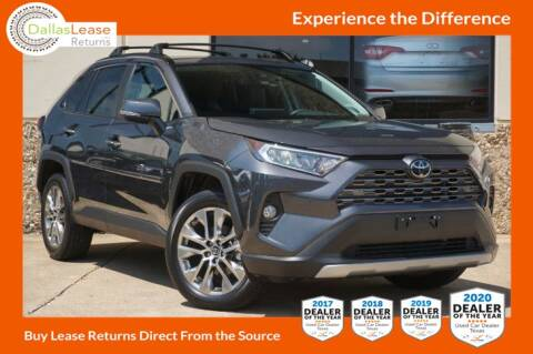 2019 Toyota RAV4 for sale at Dallas Auto Finance in Dallas TX