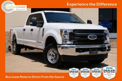 2019 Ford F-250 Super Duty for sale at Dallas Auto Finance in Dallas TX