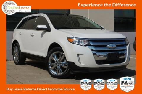 2013 Ford Edge for sale at Dallas Auto Finance in Dallas TX