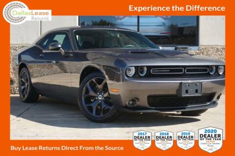 2018 Dodge Challenger for sale at Dallas Auto Finance in Dallas TX