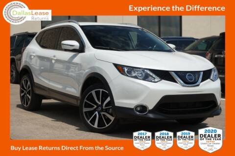2018 Nissan Rogue Sport for sale at Dallas Auto Finance in Dallas TX