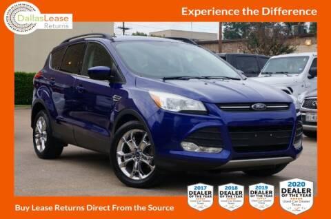 2014 Ford Escape for sale at Dallas Auto Finance in Dallas TX