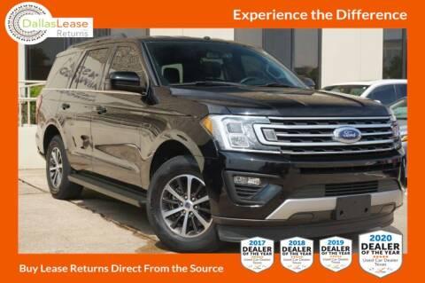 2018 Ford Expedition for sale at Dallas Auto Finance in Dallas TX