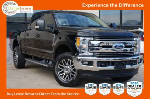 2017 Ford F-250 Super Duty for sale at Dallas Auto Finance in Dallas TX