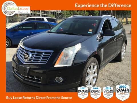 2013 Cadillac SRX for sale at Dallas Auto Finance in Dallas TX