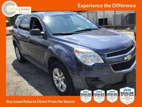 2014 Chevrolet Equinox for sale at Dallas Auto Finance in Dallas TX