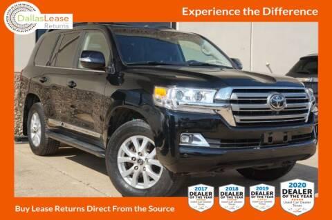 2016 Toyota Land Cruiser for sale at Dallas Auto Finance in Dallas TX
