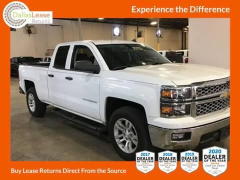 2014 Chevrolet Silverado 1500 for sale at Dallas Auto Finance in Dallas TX