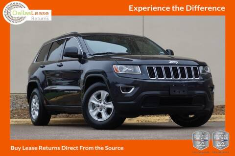 2014 Jeep Grand Cherokee for sale at Dallas Auto Finance in Dallas TX