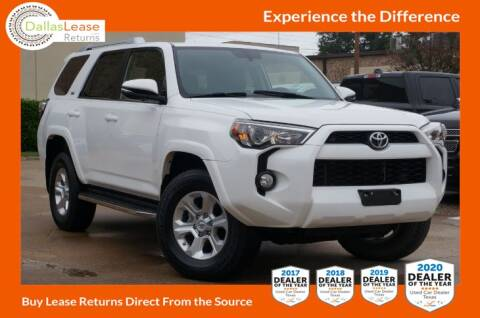 2016 Toyota 4Runner for sale at Dallas Auto Finance in Dallas TX