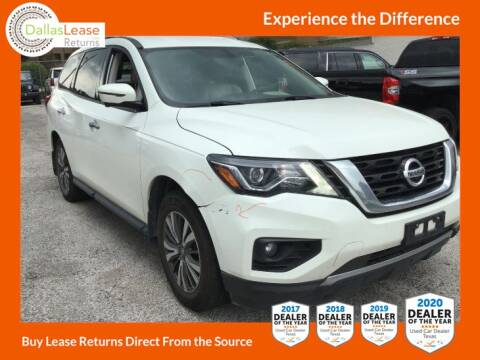 2017 Nissan Pathfinder for sale at Dallas Auto Finance in Dallas TX
