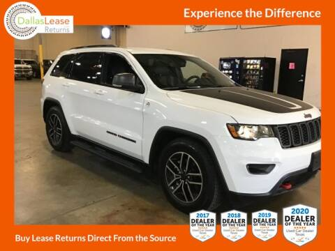 2019 Jeep Grand Cherokee for sale at Dallas Auto Finance in Dallas TX