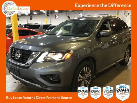 2018 Nissan Pathfinder for sale at Dallas Auto Finance in Dallas TX