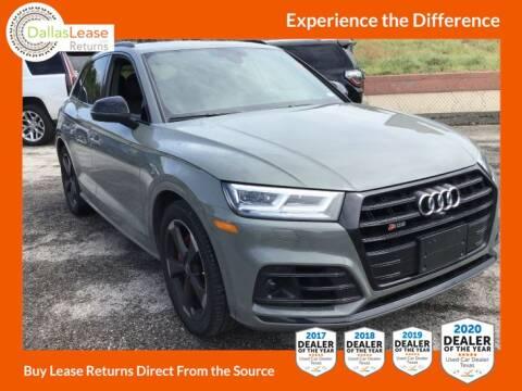 2019 Audi SQ5 for sale at Dallas Auto Finance in Dallas TX