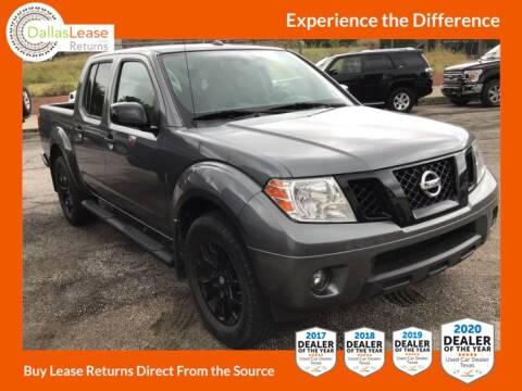 2018 Nissan Frontier for sale at Dallas Auto Finance in Dallas TX