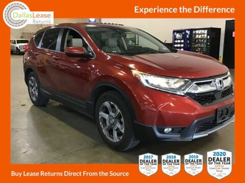 2018 Honda CR-V for sale at Dallas Auto Finance in Dallas TX