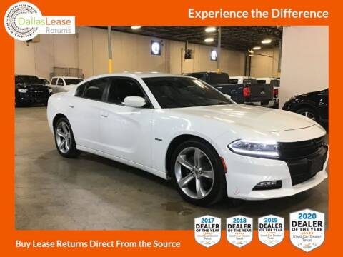 2017 Dodge Charger for sale at Dallas Auto Finance in Dallas TX
