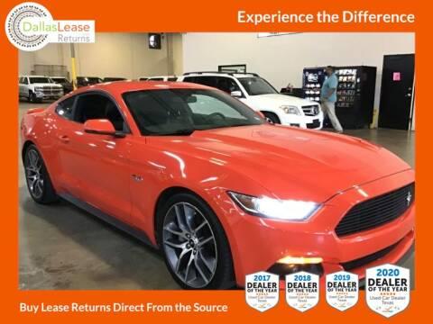 2015 Ford Mustang for sale at Dallas Auto Finance in Dallas TX