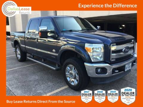 2016 Ford F-250 Super Duty for sale at Dallas Auto Finance in Dallas TX