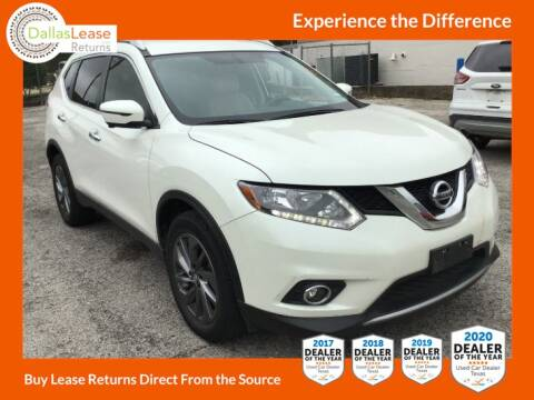 2016 Nissan Rogue for sale at Dallas Auto Finance in Dallas TX