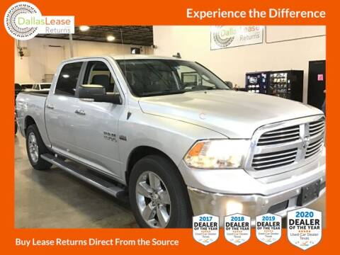 2016 RAM Ram Pickup 1500 for sale at Dallas Auto Finance in Dallas TX