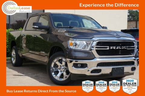 2020 RAM Ram Pickup 1500 for sale at Dallas Auto Finance in Dallas TX