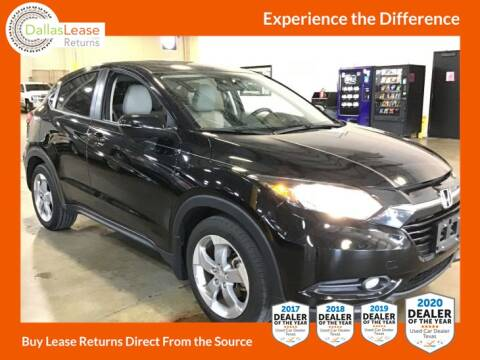 2016 Honda HR-V for sale at Dallas Auto Finance in Dallas TX