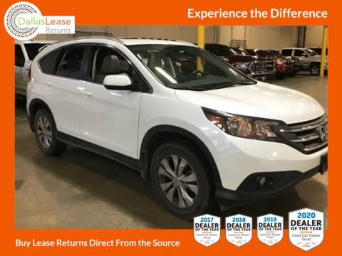 2014 Honda CR-V for sale at Dallas Auto Finance in Dallas TX
