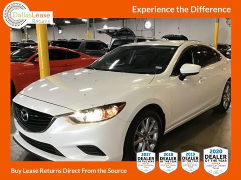 2017 Mazda MAZDA6 for sale at Dallas Auto Finance in Dallas TX