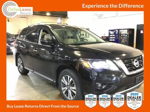 2019 Nissan Pathfinder for sale at Dallas Auto Finance in Dallas TX