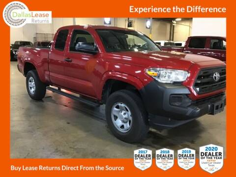 2017 Toyota Tacoma for sale at Dallas Auto Finance in Dallas TX