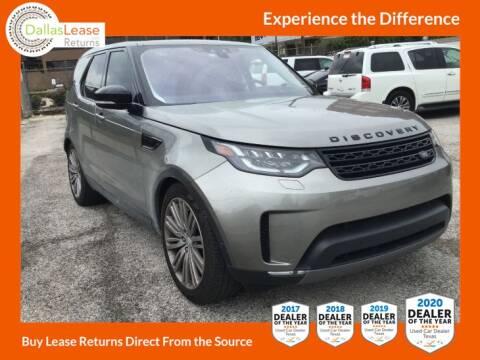 2017 Land Rover Discovery for sale at Dallas Auto Finance in Dallas TX