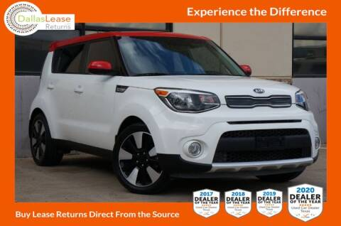 2017 Kia Soul for sale at Dallas Auto Finance in Dallas TX