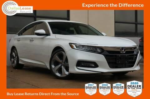 2018 Honda Accord for sale at Dallas Auto Finance in Dallas TX