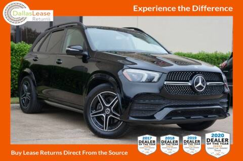 2020 Mercedes-Benz GLE for sale at Dallas Auto Finance in Dallas TX