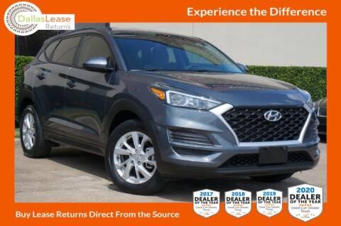 2019 Hyundai Tucson for sale at Dallas Auto Finance in Dallas TX