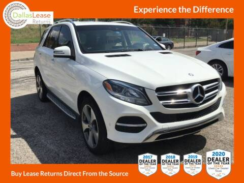 2016 Mercedes-Benz GLE for sale at Dallas Auto Finance in Dallas TX