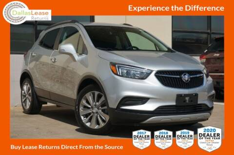 2019 Buick Encore for sale at Dallas Auto Finance in Dallas TX