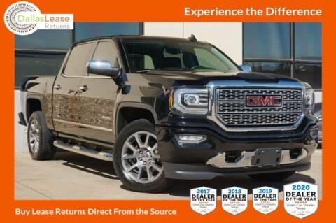 2017 GMC Sierra 1500 for sale at Dallas Auto Finance in Dallas TX